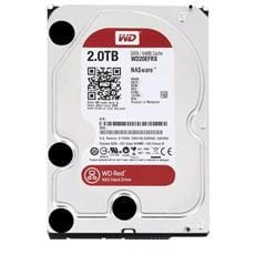 "Pevný Disk WD Red 2TB, 3,5"", 64MB, IntelliPower, SATAIII, WD20EFRX"