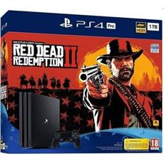 PS4 Pro - Playstation 4 1TB + Red Dead Redemption2