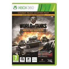 XBOX 360 hra World of Tanks Combat ready starter pack