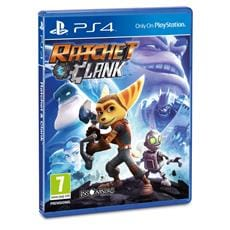 PS4 hra - Ratchet & Clank