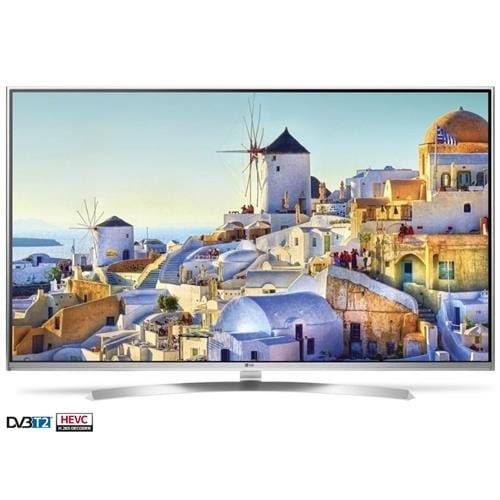"TV LG 55UH7707 Smart LED 55"" 4K UltraHD 3840x2160/ IPS/ DVB-S2/T2/C/ 3xHDMI/ 3xUSB/ Wifi/ LAN/ Energ. tr. A+"