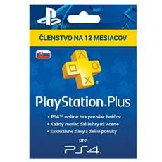 PlayStation Plus Card Hang 365 Day pre SK PS Store