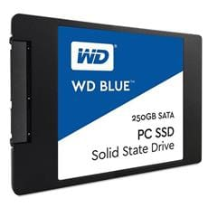 "SSD WD Blue 250GB SATA3, 2,5"" (7 mm) ( r540MB/s, w500MB/s )"