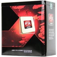 CPU AMD FX-Seria X8 9370 Processor BOX, soc. AM3+ , 220W, (bez chladenia)