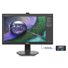 Monitor Philips 272P7VPTKEB, 27'', LED, UHD, IPS, HDMI, DP, rep, pi