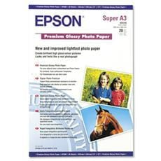 Papier EPSON S041316 Premium glossy photo A3+, 20ks