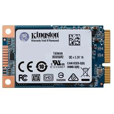 120GB SSD UV500 Kingston mSATA 520/320MB/s