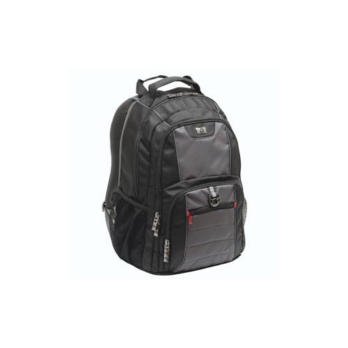 "WENGER PILLAR - 16"" batoh na notebook, čierno/šedý 600633"
