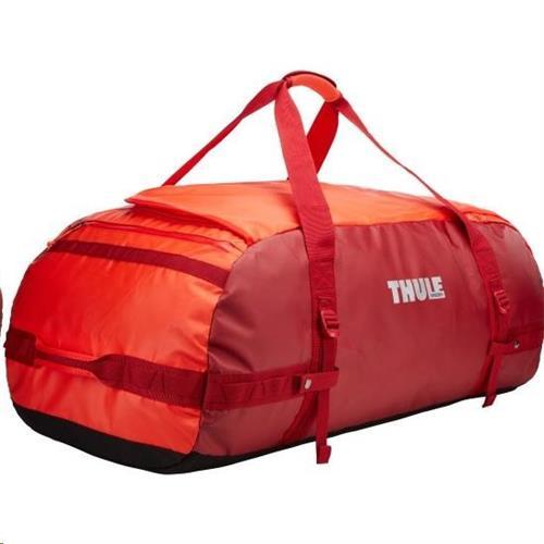 THULE cestovná taška Chasm, 130 l, oranžovo-červená TL-CHASM130RO