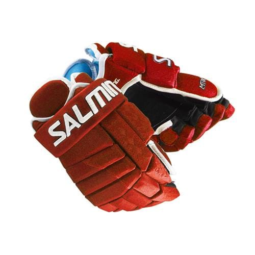 SALMING Glove MTRX 21 Red, 14