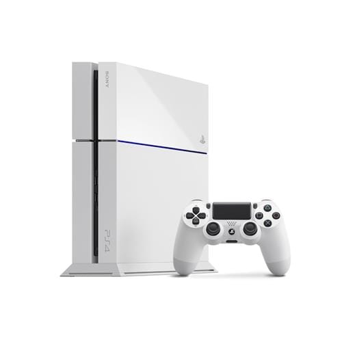 PS4 - Playstation 4 500GB Glacier White