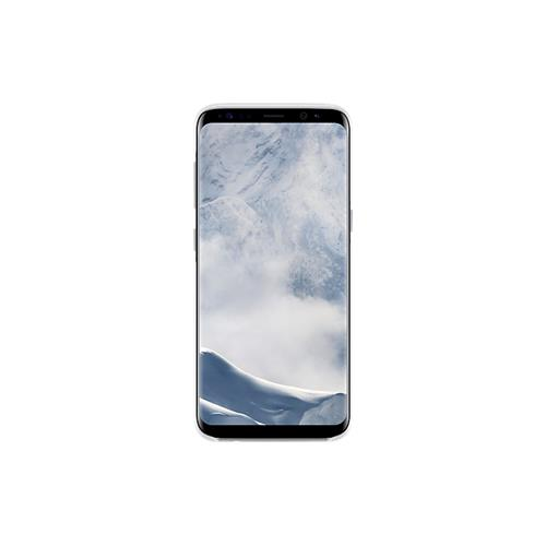 Samsung Clear Cover pre S8 (G950) Silver EF-QG950CSEGWW