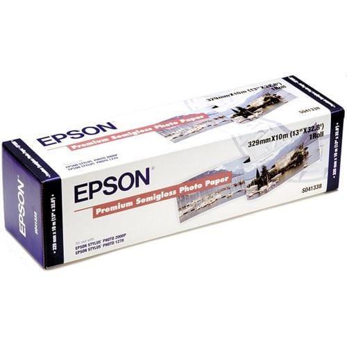 Papier EPSON S041338 Premium semi-gloss photo 329mm x 10m C13S041338