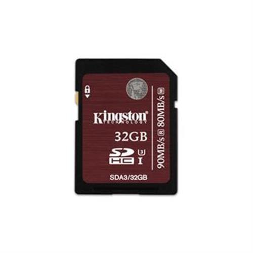 Kingston 32GB SDHC/SDXC Class 10 UHS-I U3 SDA3/32GB