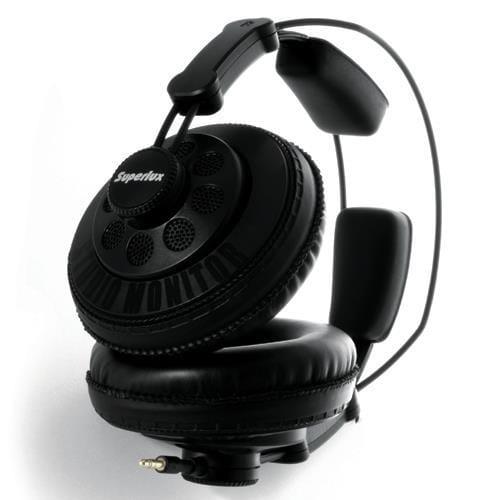 Slúchadlá Superlux HD668B štúdiové - Pro Studio Standard