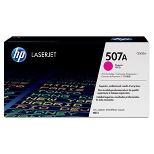 Toner HP CE403A No.507A magenta pre LJ Enterprise 500 Color M551