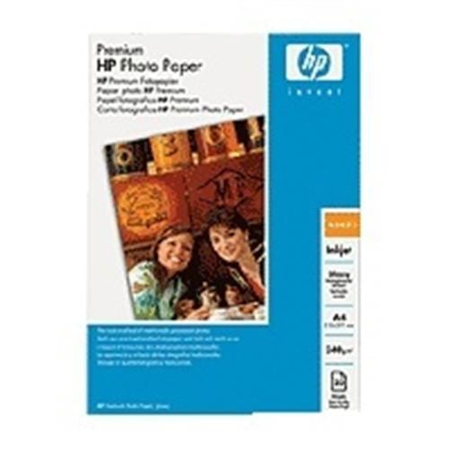 Papier HP Q8691A Advanced Glossy Photo Paper 250g 10x15 25sh.