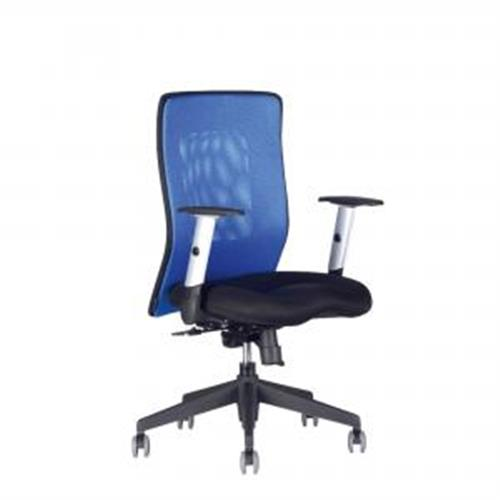 Kancelárska stolička CALYPSO XL modrá OF161411