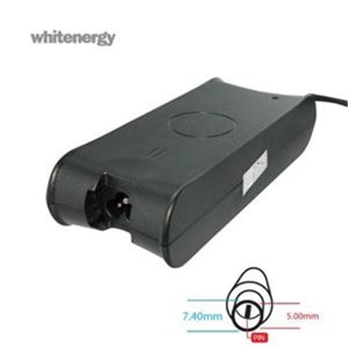 Whitenergy AC adaptér 19.5V/3.34A 65W konektor 7.4x5.0 mm + pin 04084