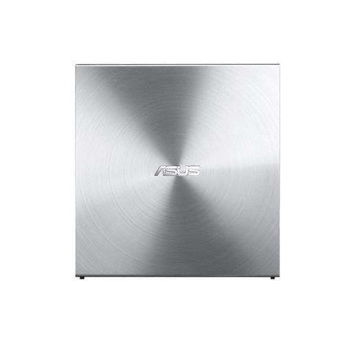 ASUS External Slim SDRW-08U5S-U/SIL/G/AS, Retail, strieborná 90DD0112-M20000