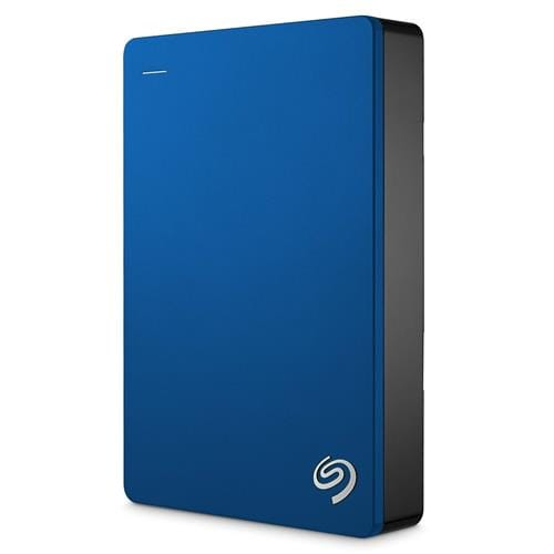 Ext. HDD Seagate Backup Plus Port. 4TB, 2,5'', modrý