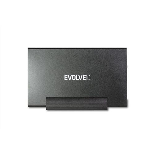 EVOLVEO 3.5'' Stand 1, externý rámček na HDD, USB 3.0 BS-U3F