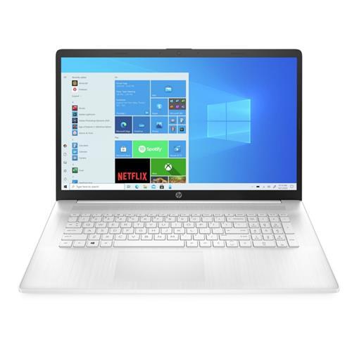 HP Laptop 17-cp0001nc R3-3250U/8/512/W10/White 4A817EA#BCM