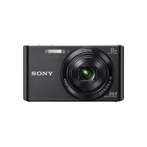 """Fotoaparát SONY DSC-W830B, 20,1Mpx, f/3.3-6.3, 8x zoom, 2.7""""LCD, čierny DSCW830B.CE3"""