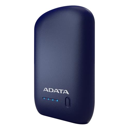 ADATA P10050 Power Bank 10050mAh modrá AP10050-DUSB-5V-CDB