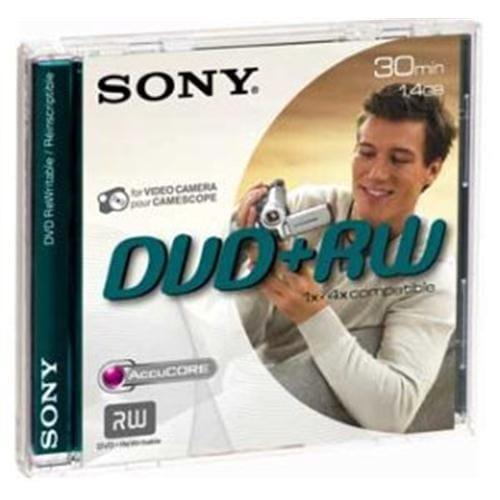 Média DVD+RW DPW-30A Sony pro DVD kamery, 8cm DPW30A