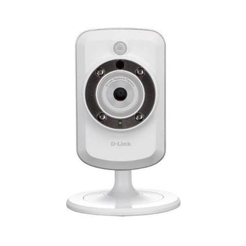 "IP kamera D-Link DCS-942L/E""Securicam Wireless N H.264 Day & Night network Kamera,WPS, IR, ICR,PIR sensor, Micro SD slot"