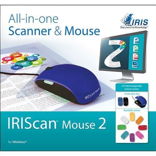 IRISCan Mouse 2 - myš s funkciou skenovania pre PC 458124