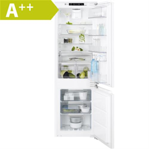 ELECTROLUX Kombinovaná chladnička ENG2854AOW biela