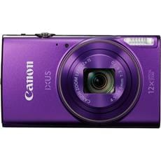 "Fotoaparát Canon IXUS 285 HS PURPLE - 20MP,12x zoom,25-300mm,3,0"",GPS,Wi-Fi"