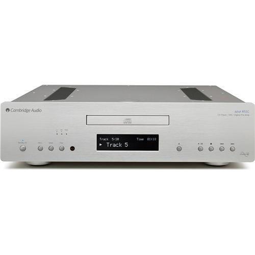 CD/SACD prehrávač CA Azur 851C high-end prehrávač diskov CD - strieborný C10406K