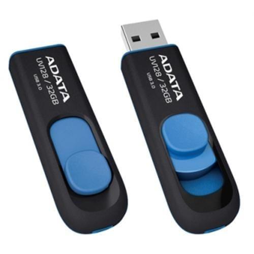 USB Klúč 32GB ADATA UV128, modrý (USB 3.0) AUV128-32G-RBE
