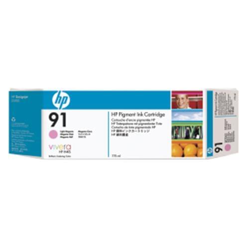 Kazeta HP HPC9471A 91 775 ml Light Magenta Ink Cartridge with Vivera Ink