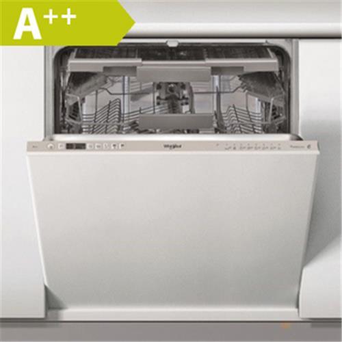 WHIRLPOOL Vstavaná umývačka riadu WIC 3C24 PS F E