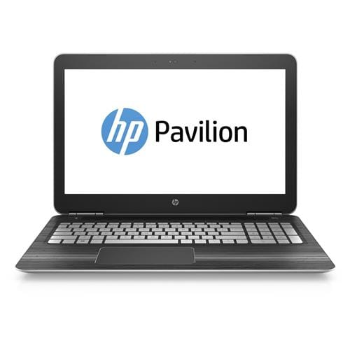 HP Pavilion gaming 15-bc003nc, Core i5-6300HQ quad, 15.6 FHD, GeForce GTX960M/4GB, 8GB, 1TB 7.2k+128GB M.2, W10, Silver