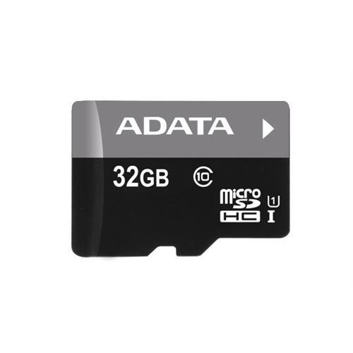ADATA 32GB microSDHC UHS-I Class 10 + OTG čítačka USB 2.0, microUSB AUSDH32GUICL10-ROTGMBK