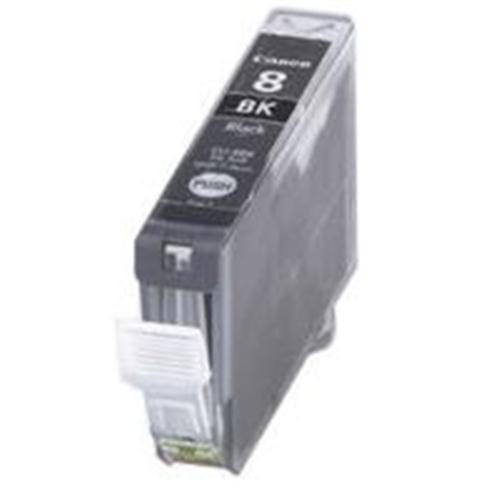 Kazeta CANON CLI-8BK black Pixma iP4200/5300, MP500/530/600/610/800