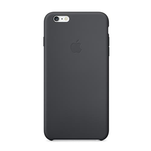 Apple iPhone 6 Plus Silicone Case - Black
