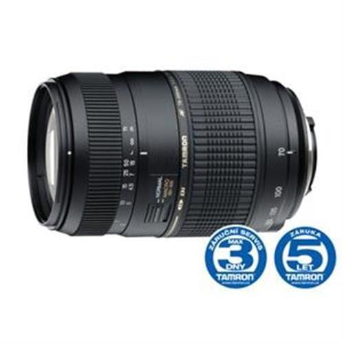 Objektív Tamron AF 70-300mm F/4-5.6 Di pre Nikon LD Macro 1:2 A17NII