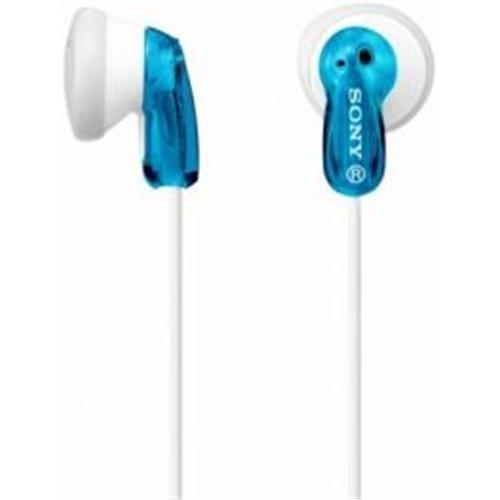 Slúchadlá Sony MDR-E9LP Fontopia, modré MDRE9LPL.AE
