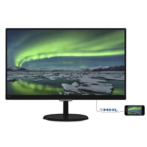 Monitor Philips 237E7QDSB, 23'', LED, FHD, IPS, DVI, HDMI, slim 237E7QDSB/00