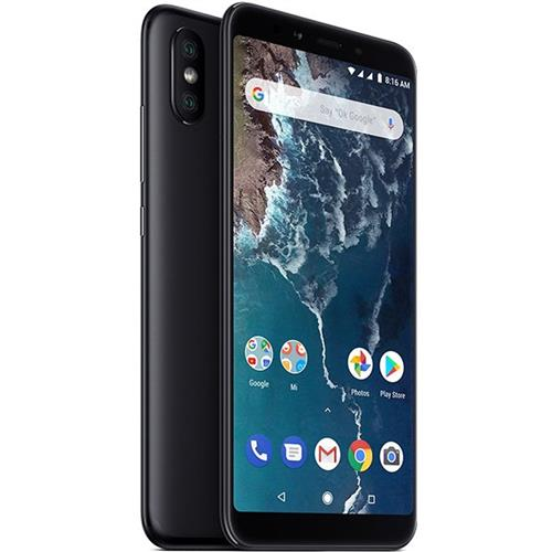 Xiaomi Mi A2 (4GB/64GB), Black 6941059609780