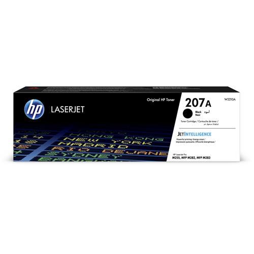 HP 207A Čierny toner, W2210A