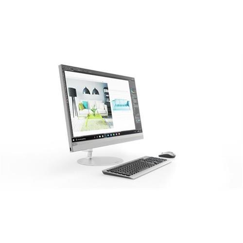 "Lenovo IC 520-27 AIO i5-7400U 3.0GHz 27.0"" QHD matny NVIDIA 940MX/2GB 4GB 1TB DVDRW W10 strieborny 2yMI F0D0001BCK"