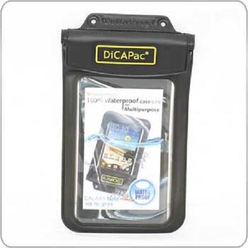 Podvodné puzdro DiCAPac WP-565 viacúčelové, čierne WP-565_black