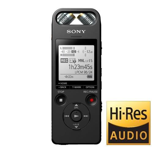 Sony dig. diktafón ICD-SX2000, čierny, 16GB, USB, mSD ICDSX2000B.CE7